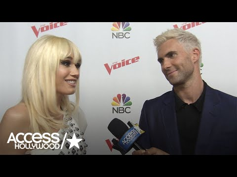 'The Voice': Gwen Stefani On Stephanie Rice Joining Alicia Keys' Team | Access Hollywood