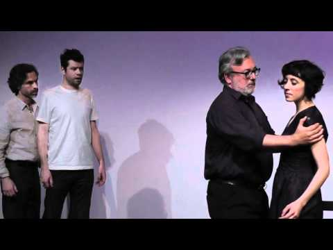 "IMPRO 2011 Berlin:  ""The dogs bark at night"" Improv Theatre in the style of Tennessee Williams"