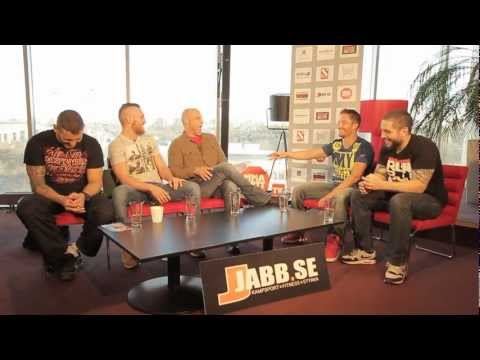 Conor McGregor's first UFC interview - UFC Debut in Sweden