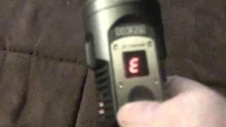 flashlight video review