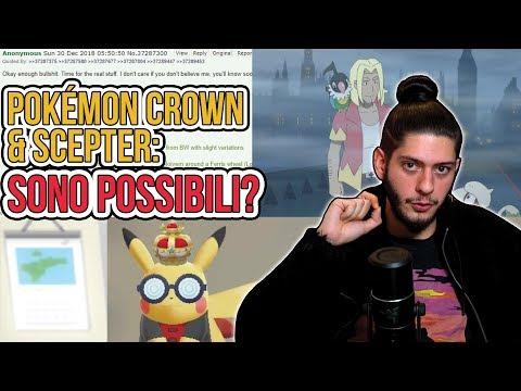 """""""Pokémon Crown & Scepter"""" possono essere i prossimi titoli?"""