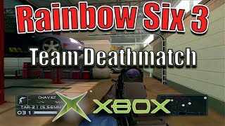 Rainbow Six 3: Multiplayer Team Deathmatch | Original Xbox Game Night