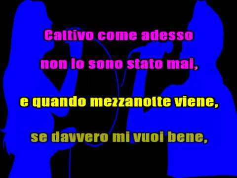 Adriano Celentano - Una carezza in un pugno karaoke