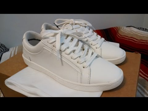 $16 Zara White Leather Sneakers Review - Common Projects Alternatives?