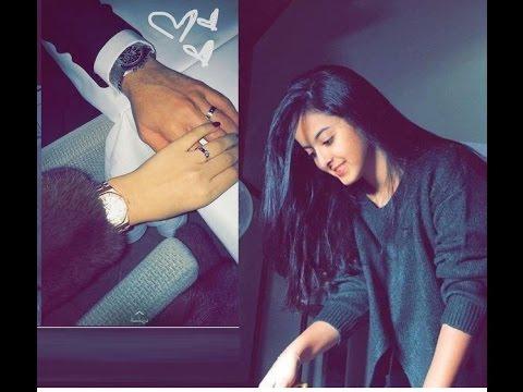 شاهد صور زواج أفنان الباتل يشعل تويتر فمن هو العريس Youtube