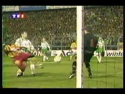 1995 September 14 RC Lens France 6 Avenir Beggen Luxembourg 0 UEFA Cup
