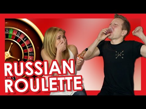 Hot Sauce Roulette w/ Christy Altomare | TYLER MOUNT
