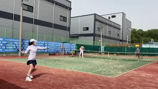 [21.05.08]테니스 레슨(채영)