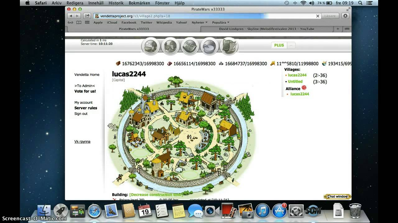 lets play travian speed server 2013 33333x