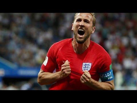 `Bis` de Harry Kane salva Inglaterra diante da Tunísia