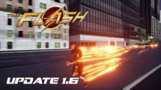S.T.A.R. Labs!!! || CW The Flash (Fan Made Game)