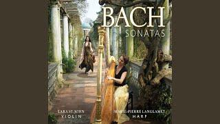 Sonata No. 3 for Violin and Keyboard in E major, BWV 1016: I. Adagio
