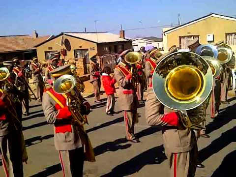 1st st paul brass band-reformed...naledi
