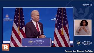 Joe Biden Bumbles Through Appearance, Vows to 'Dictate' to Companies