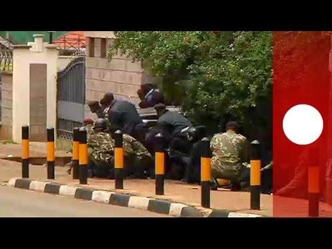 Kenya terror attack: Westgate hostage crisis in Nairobi drags on