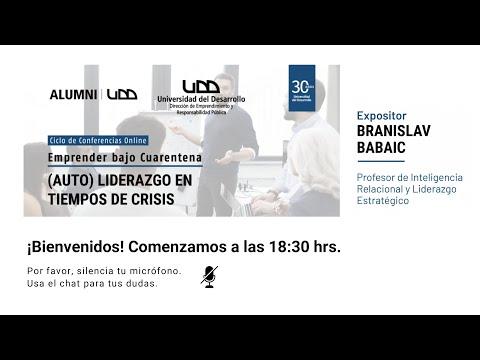 Ciclo de Webinars Emprender Bajo Cuarentena: (Auto)Liderazgo en tiempos de crisis