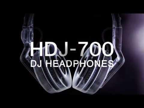 Pioneer DJ HDJ-700 Official Introduction
