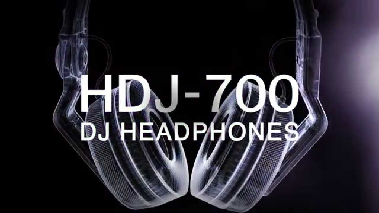 12d4a9aef2c Pioneer DJ HDJ-700 Official Introduction - YouTube