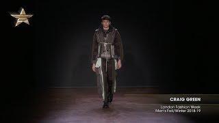 CRAIG GREEN London Fashion Week Men's Fall/Winter 2018-19