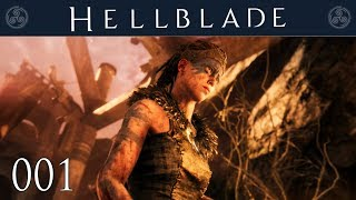 Hellblade Senua's Sacrifice [001] [Willkommen in der Hölle] Let's Play Gameplay Deutsch German thumbnail