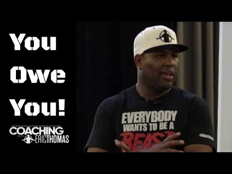 DR. ERIC THOMAS | YOU OWE YOU Mp3
