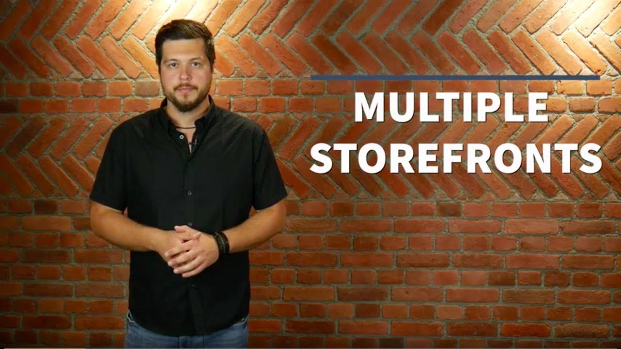 Multiple Storefronts in CS-Cart Multi-Vendor Ultimate