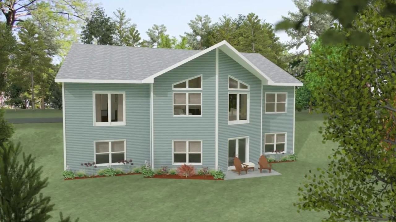 Custom home floor plan wausau homes eldridge iowa for Iowa home builders floor plans