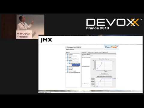 Monitoring Open Source pour Java avec JmxTrans, Graphite et Nagios 1/2