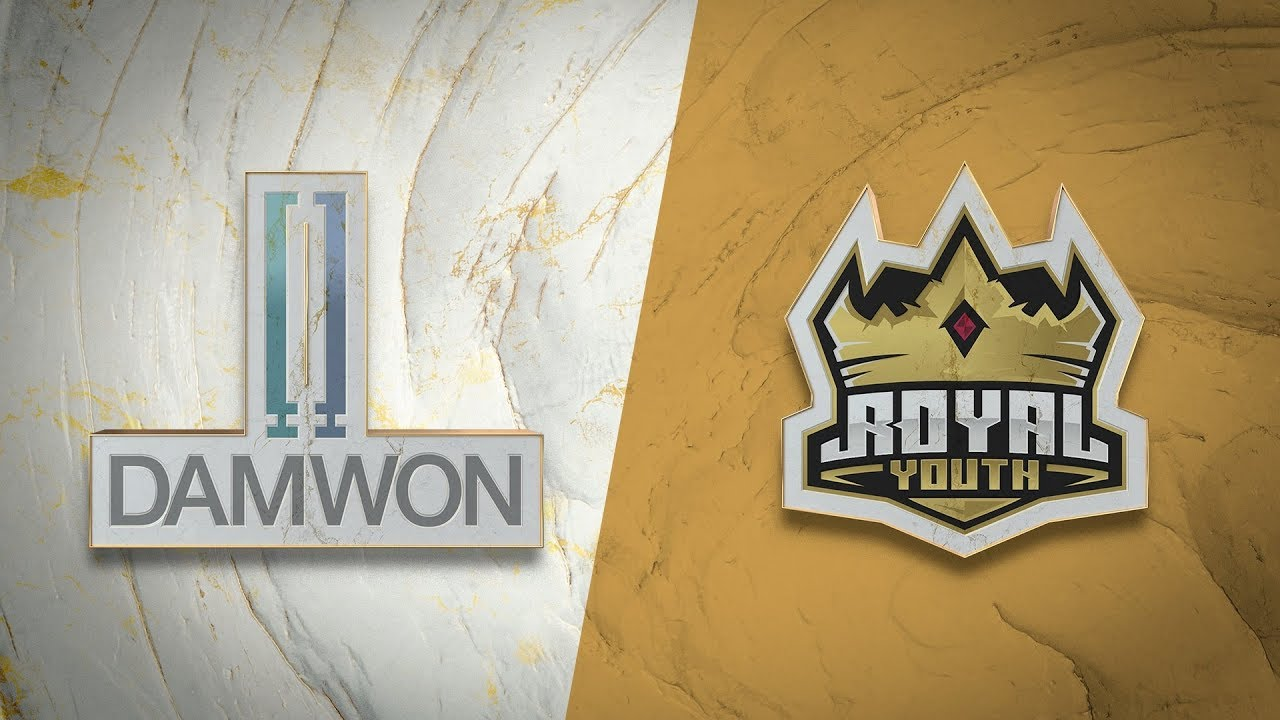 DWG vs. RYL | Play-In Groups | 2019 World Championship | DAMWON Gaming vs. Royal Youth (2019)