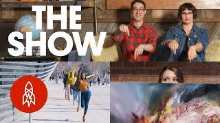 Jamming on Typewriters, Painting With Sound and Learning Hula from a Champion | THE SHOW, Episode 14