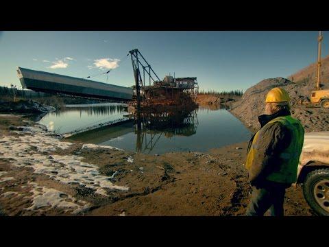 Tony Beets Floats His Million Dollar Dredge | Gold Rush