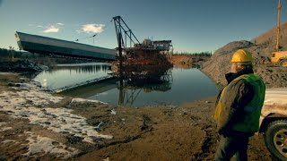 Tony Beets Floats His Million Dollar Dredge | Gold Rush