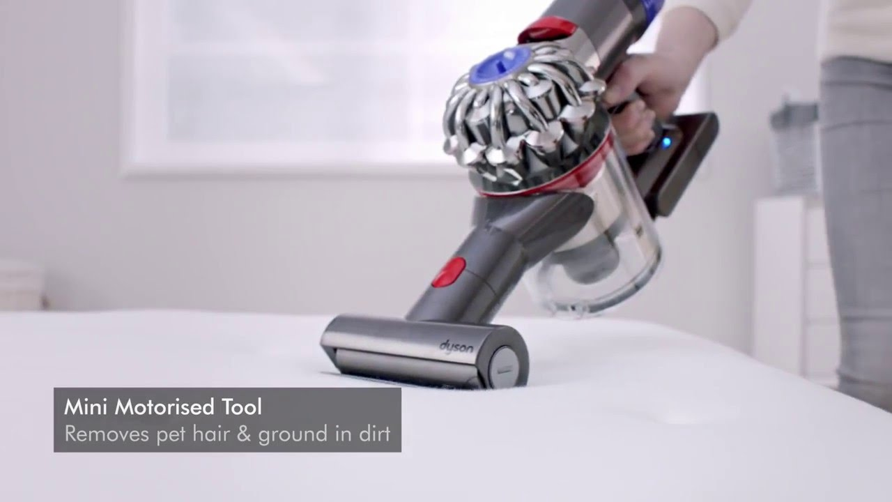 Dyson V8 Animal Youtube