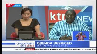 OJIENDA BESIEGED: LSK President opposed to Ojienda\'s clearance to run for JSC slot Part Two