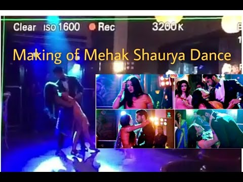 Making of Mehak Shaurya Dance in party...