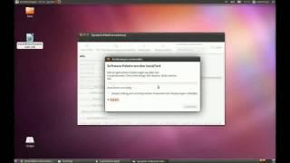 Ubuntu 11.04 Installation Deutsch JDownloader installieren