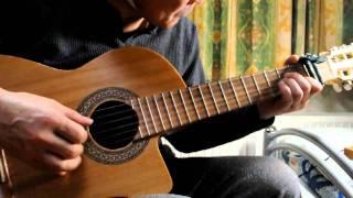 菊ギター第8号でアンジーを弾いてみました。録画して見たら、かなり迫力...