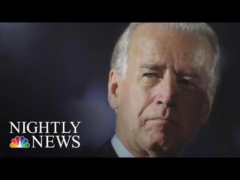 Joe Biden Launches 2020 Presidential Biden   NBC Nightly News