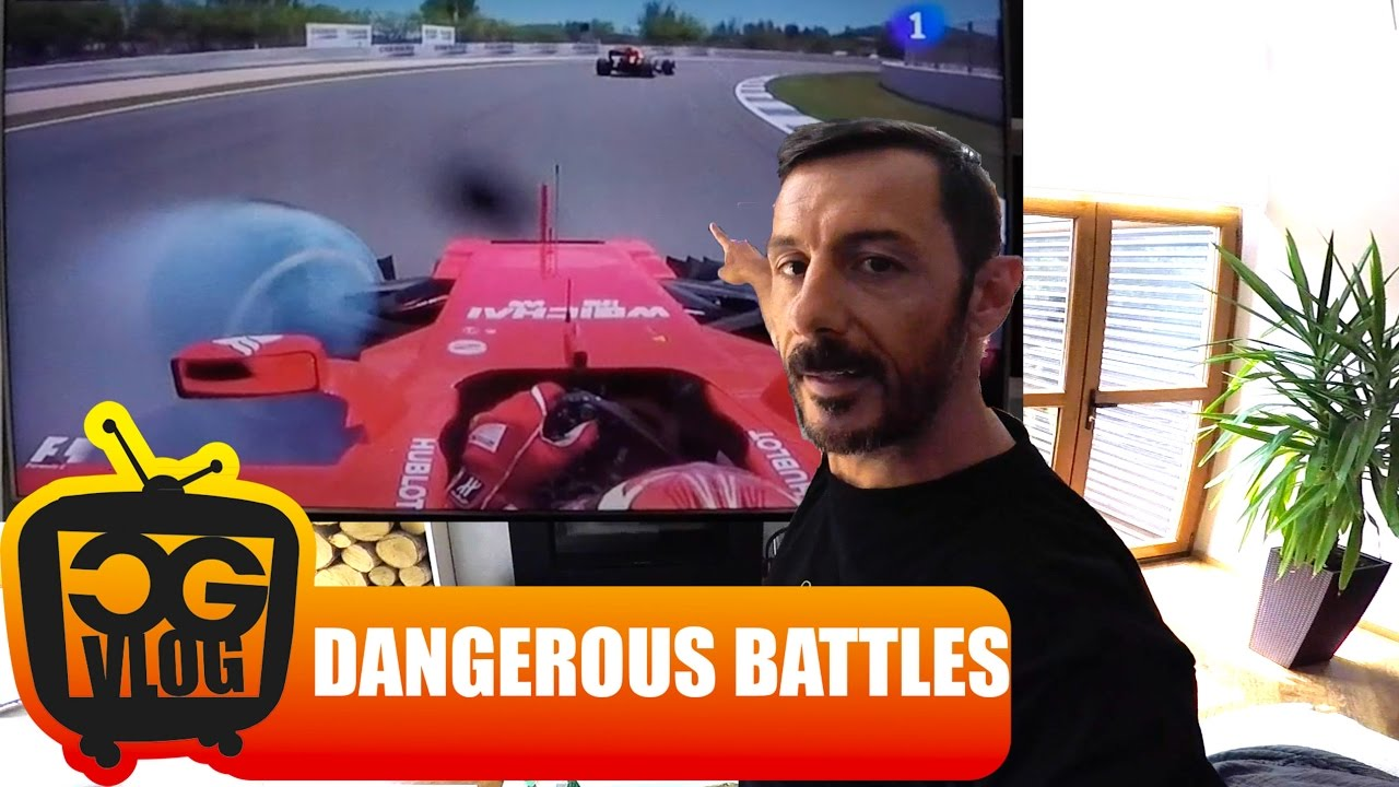 FORMULA 1 Barcelona 2017 BEST MOMENTS Commented by CÉDRIC GRACIA - CG VLOG #143