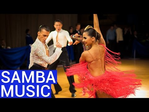 Thalia - De Donde Soy - Samba music