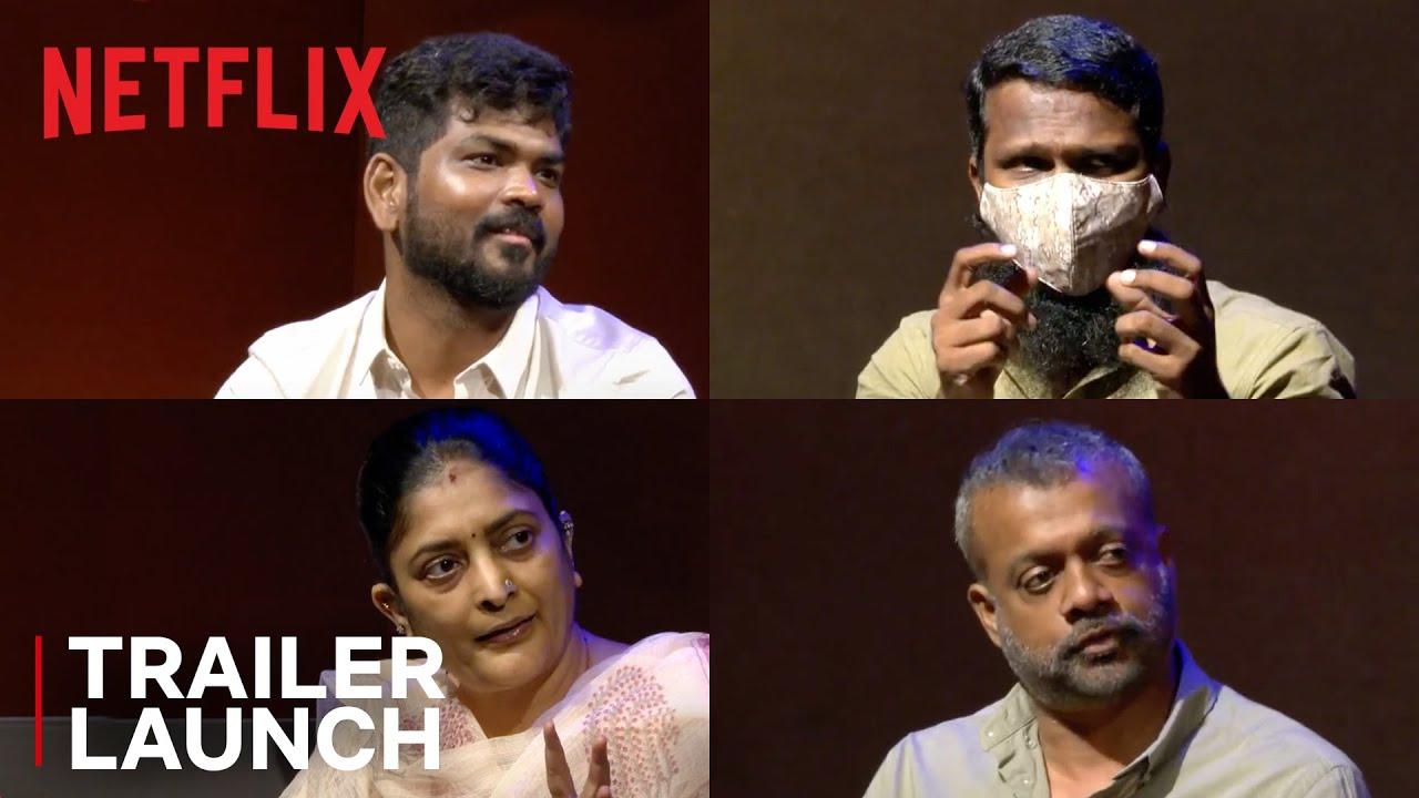 Paava Kadhaigal | Trailer Launch | Sudha Kongara, Vignesh Shivan, Gautham V Menon & Vetri Maaran