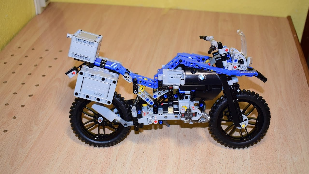 r 1200 gs adventure lego youtube. Black Bedroom Furniture Sets. Home Design Ideas