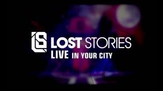 Contrabands Presents Lost Stories - LIVE in your city