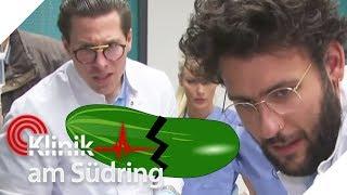 Bestes Stück gebrochen? Wurde Marc zu wild geritten? | #FreddyFreitag | Klinik am Südring | SAT.1 TV