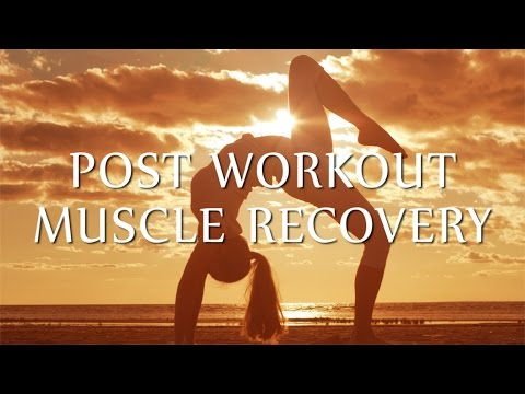 Athletic Mindset Hypnosis 2: Post Workout Suggestions for Muscle Recovery (Sleep, Rest & Growth)