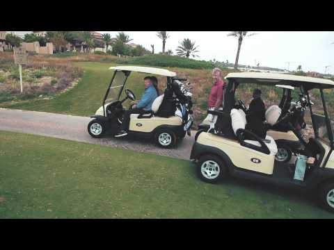 Behind The Scenes - Golf in Abu Dhabi with Martin Kaymer - Etihad Airways