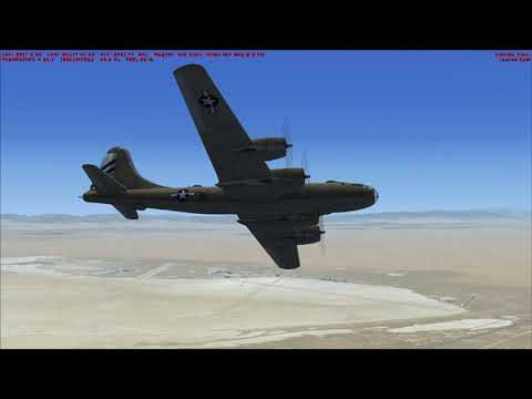 Flight Sim Historian Episode LXXX: Boeing B-29 Superfortress (FSX:SE)