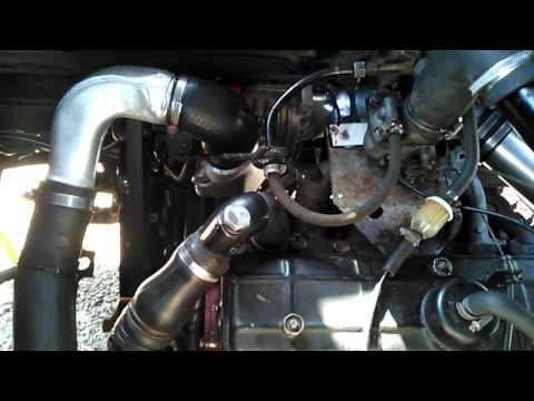 Compresseur eaton M62 sur SG2 essence 2.6 litres supercharged renault