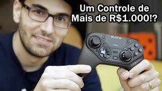 Um Controle de PS4 Que Custa Mais de R$1.000!? - ASTRO C40 TR Unboxing
