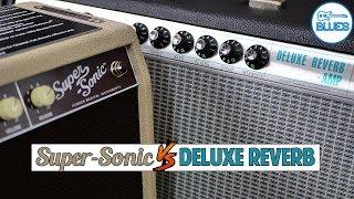 Fender Super Sonic 22 vs Fender Deluxe Reverb